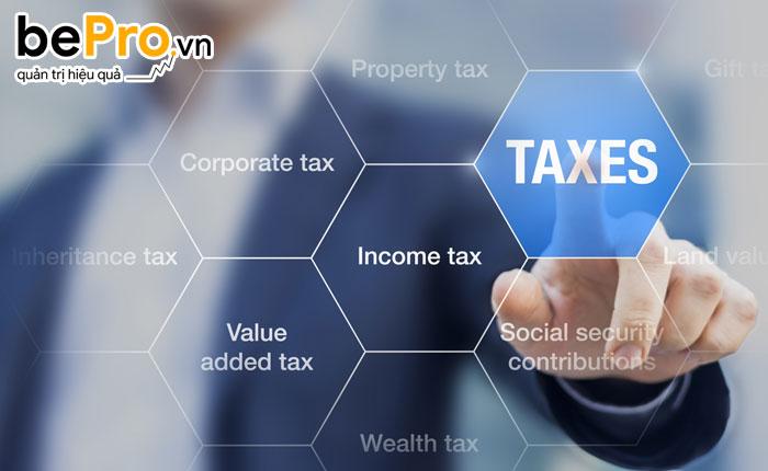 Thuế là gì 01