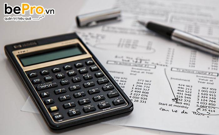 báo cáo tài chính gồm những gì