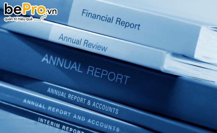 báo cáo tài chính là gì 01