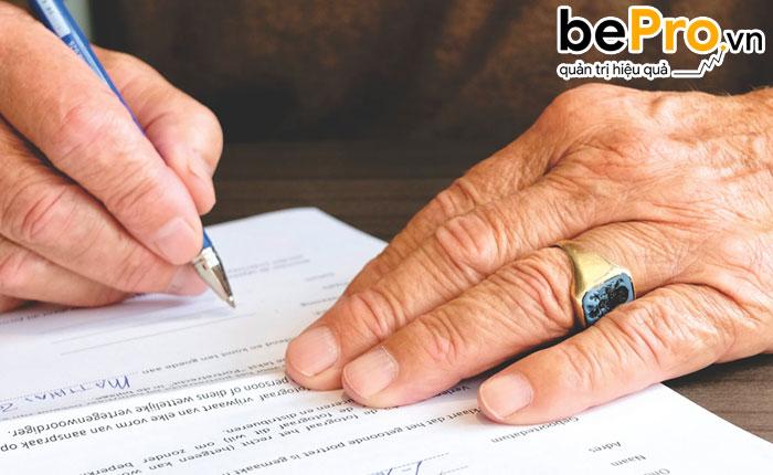 công văn đề nghị thanh toán