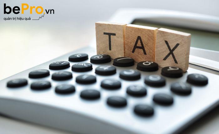 quyết toán thuế là gì
