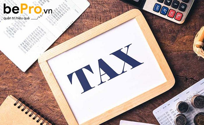 thuế và các khoản phải nộp nhà nước 02