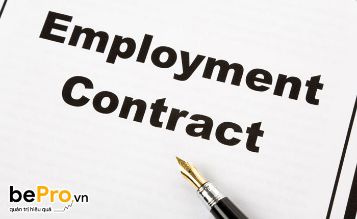 mẫu hợp đồng lao động ngắn hạn 01