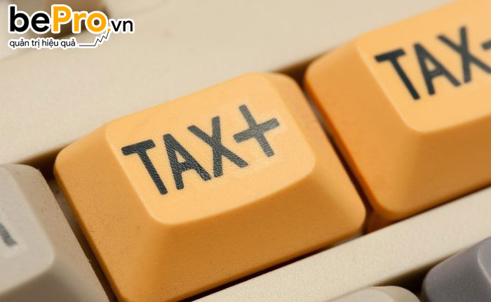 hạch toán tiền chậm nộp thuế 01