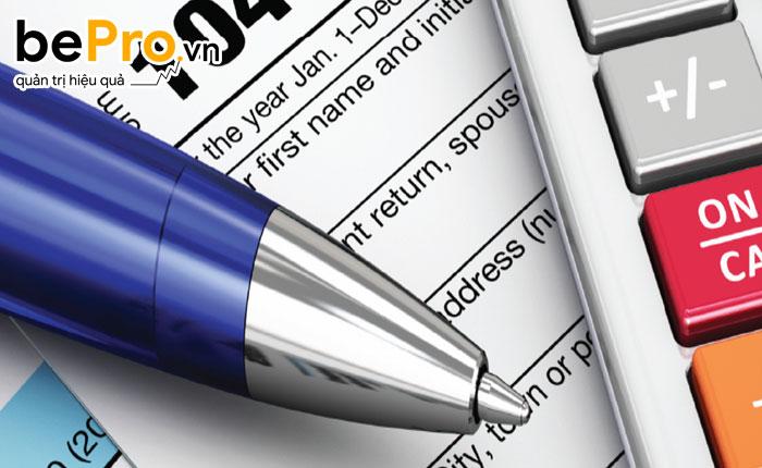 luật quản lý thuế mới nhất 01