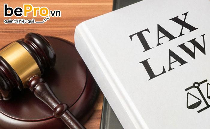 luật quản lý thuế mới nhất 02