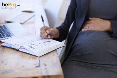 Những quy định và mẫu đơn xin nghỉ thai sản mới nhất 2020