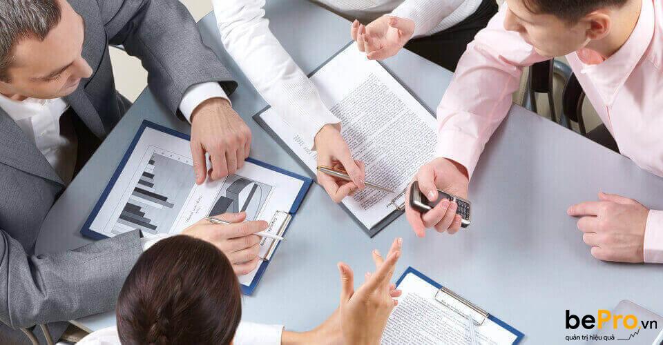 Thuyết minh báo cáo tài chính - khái niệm và cách lập