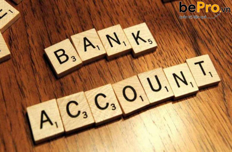 Đăng ký tài khoản ngân hàng với sở kế hoạch đầu tư