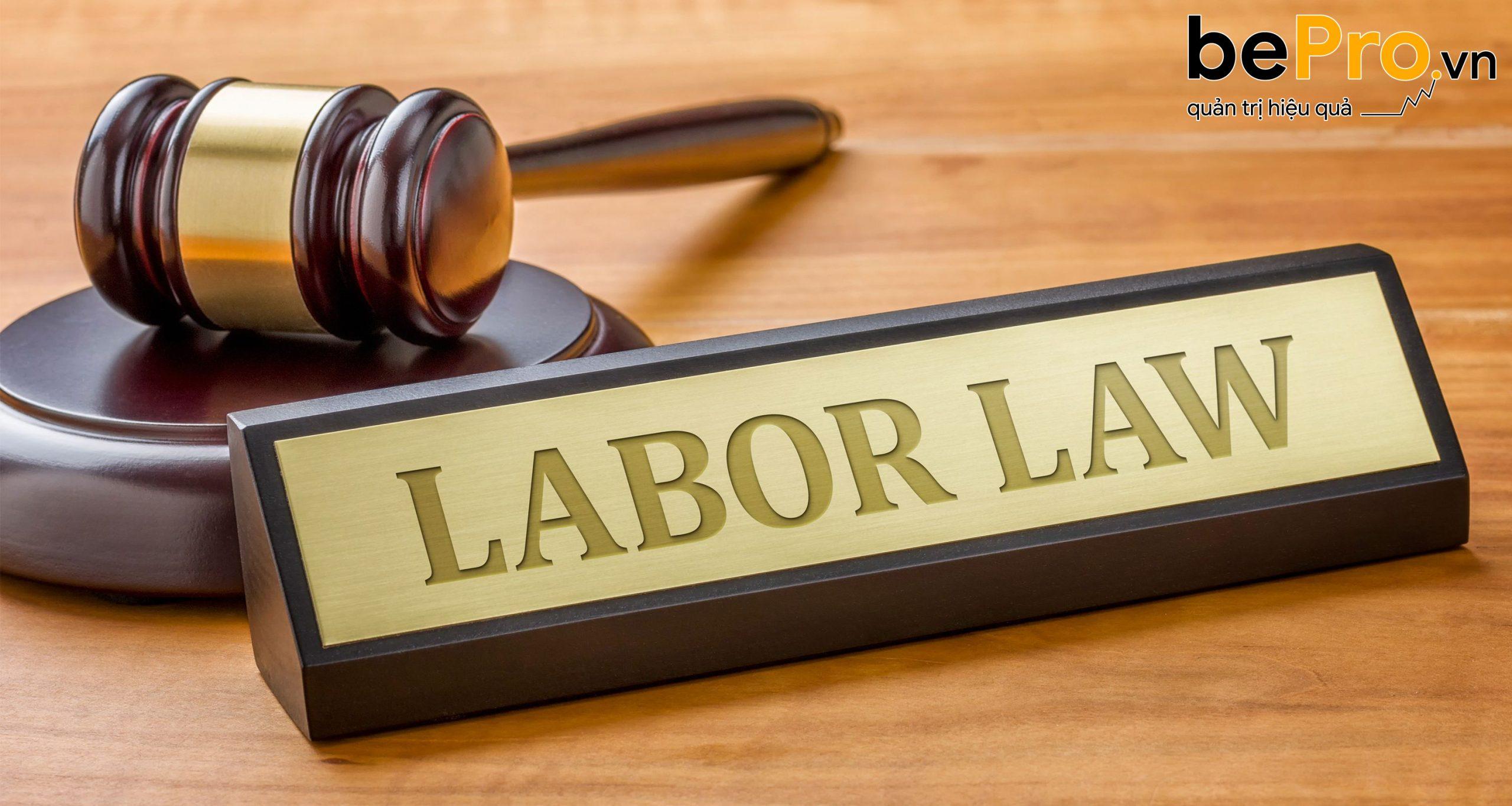 Nội quy lao động - Khái niệm và mẫu nội quy chuẩn
