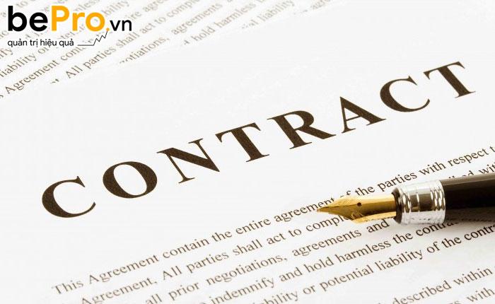 hợp đồng lao động thời vụ