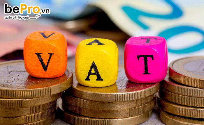 thuế giá trị gia tăng là gì