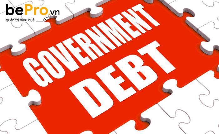 Nợ công là gì? Sự ảnh hưởng của nợ công đến nền kinh tế