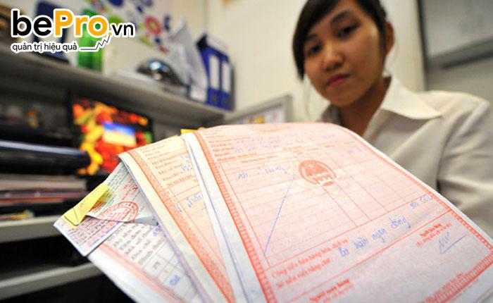 Tìm hiểu cách gạch chéo hóa đơn và nguyên tắc lập hóa đơn cơ bản