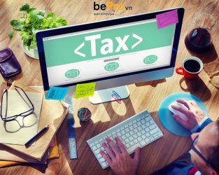 Cách kê khai thuế điện tử