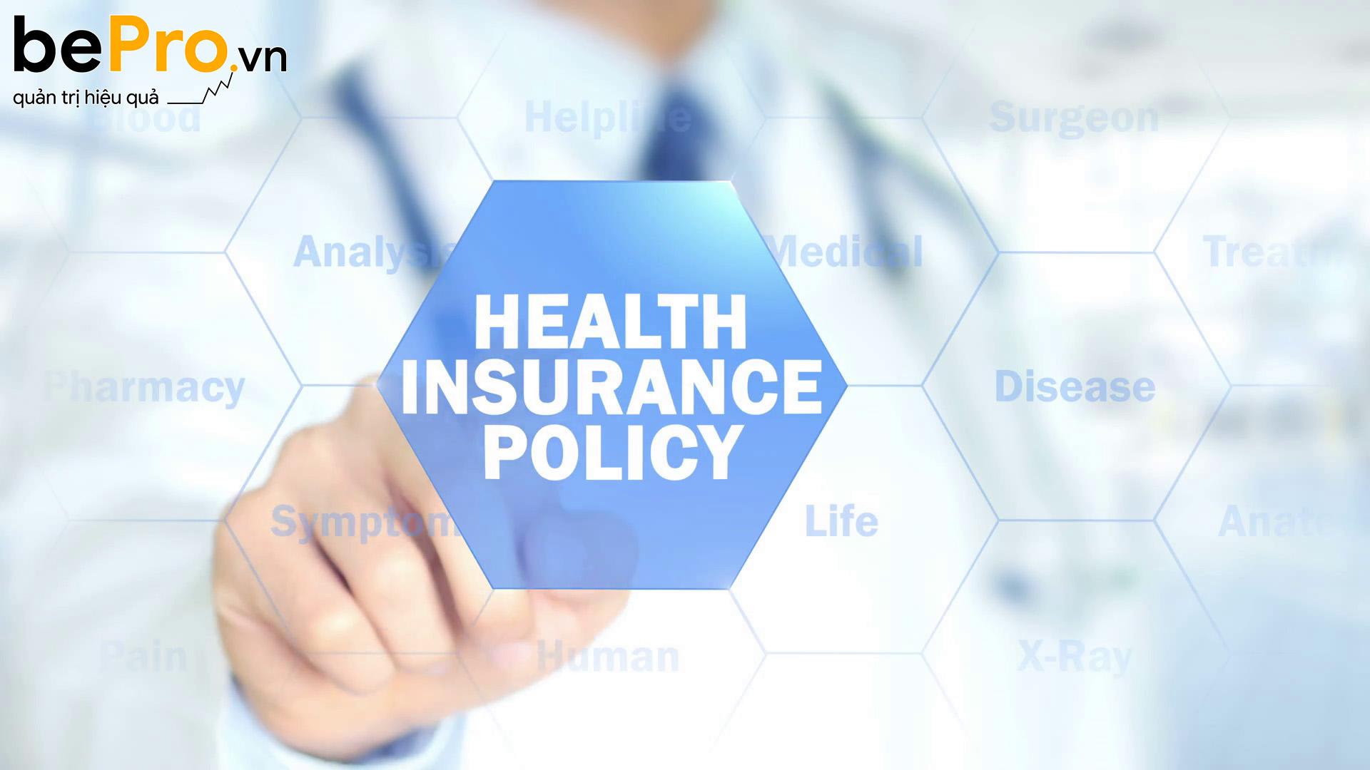 Bảo hiểm y tế trái tuyến và các mức hưởng cụ thể 2020