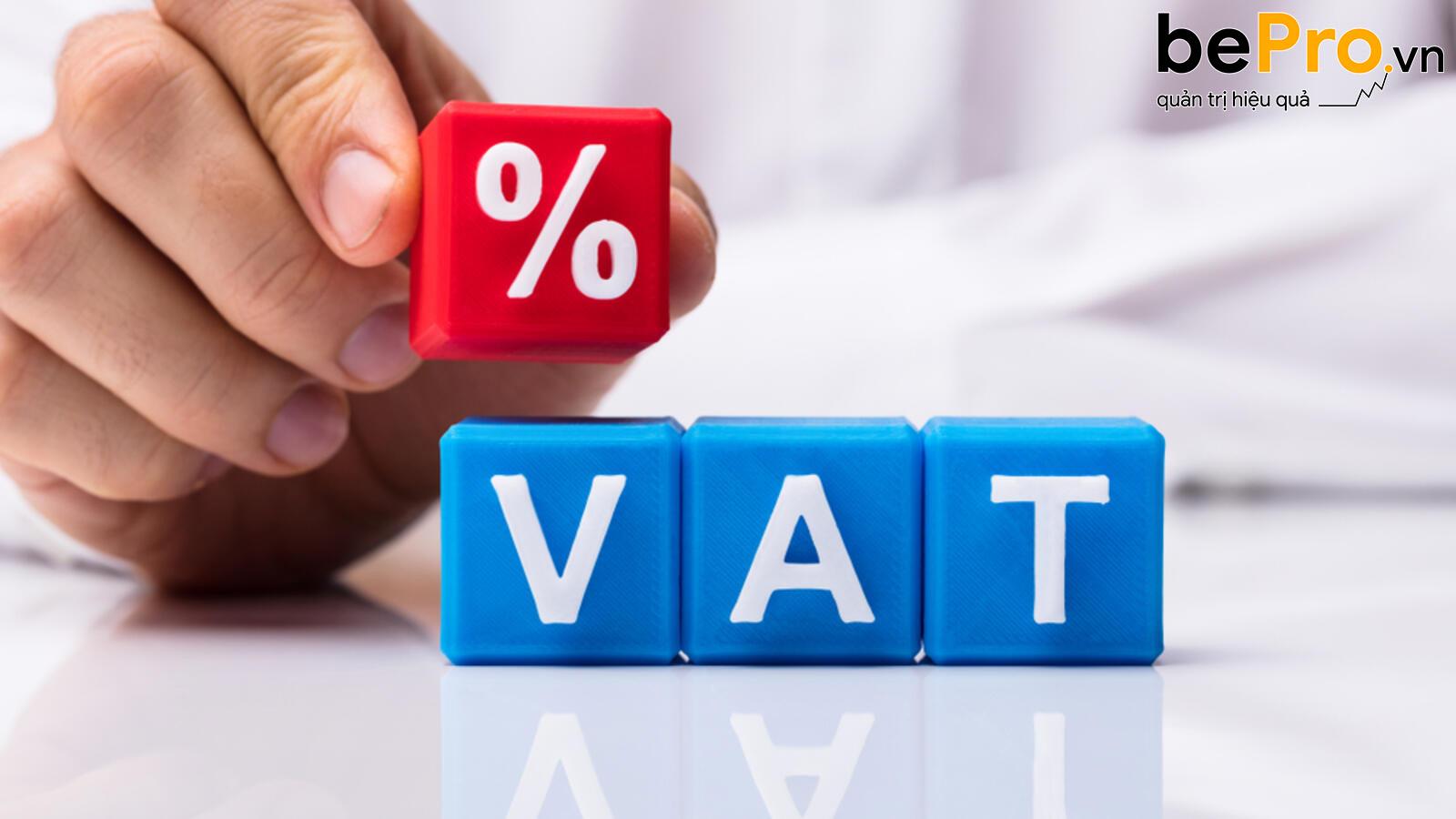 Cách tính thuế VAT theo phương pháp khấu trừ và trực tiếp
