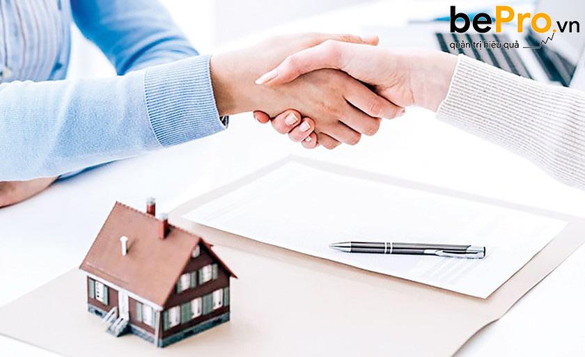 Hợp đồng thuê mặt bằng kinh doanh chuẩn năm 2020
