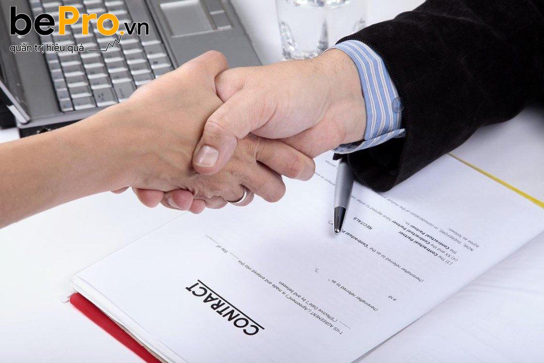 Mẫu phụ lục hợp đồng chuẩn dành cho từng loại hợp đồng