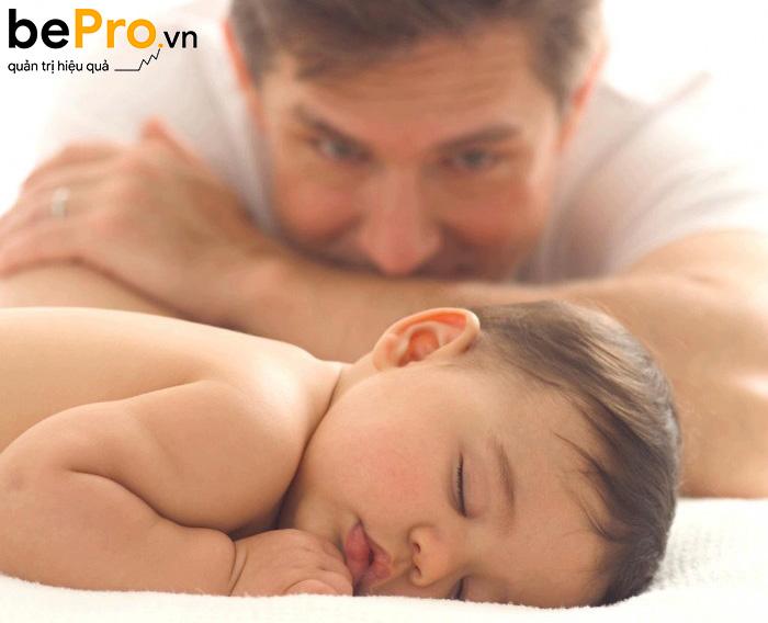 Chế độ thai sản cho nam đầy đủ và mới nhất 2020